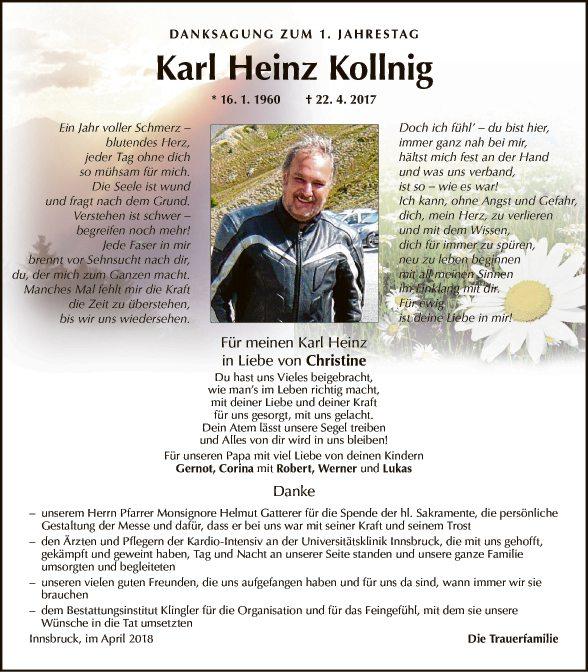 Karl Heinz Kollnig