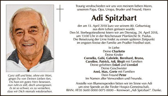 Adi Spitzbart
