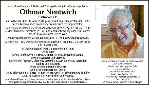 Othmar Nentwich