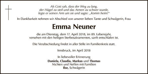Emma Neuner