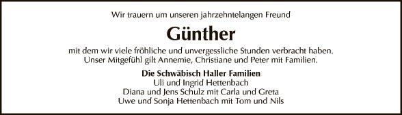 Günther Detert