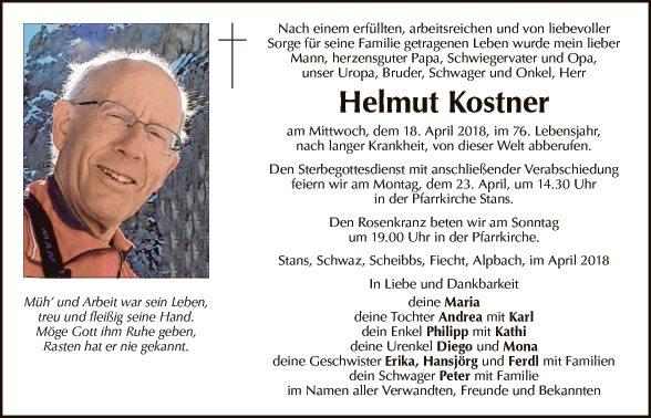 Helmut Kostner