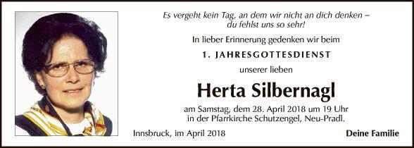 Herta Silbernagl
