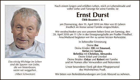 Ernst Durst