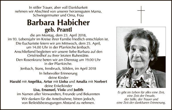 Barbara Habicher