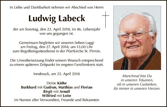 Ludwig Labeck