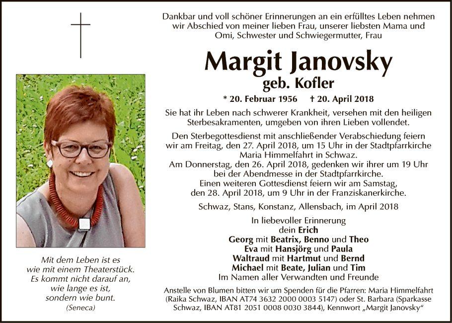 Margit Janovsky