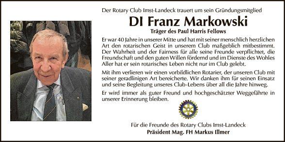 Franz Markowski