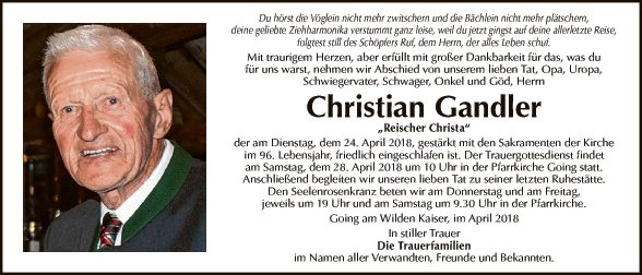 Christian Gandler