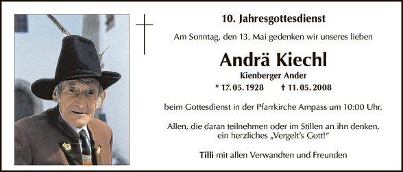 Andrä Kiechl