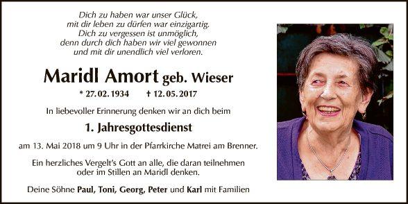 Maridl Amort