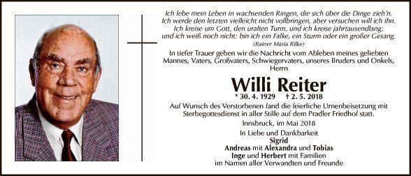 Willi Reiter