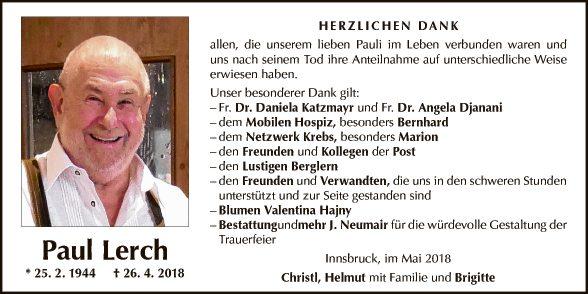 Paul Lerch