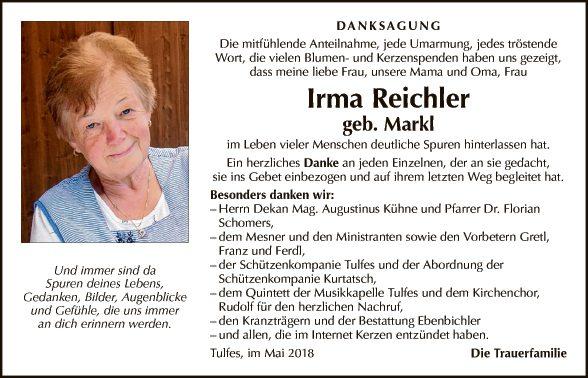 Irma Reichler