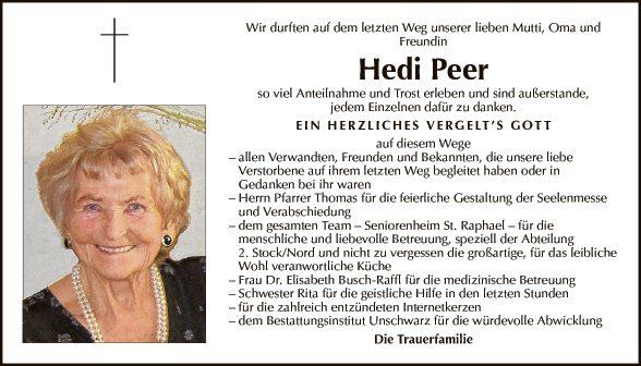 Hedi Peer