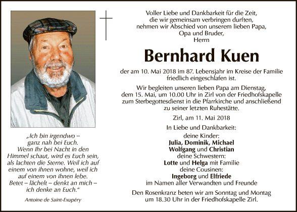 Bernhard Kuen