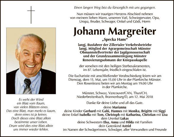 Johann Margreiter