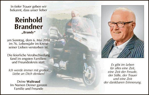 Reinhold Brandner
