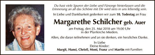 Margarethe Schilcher