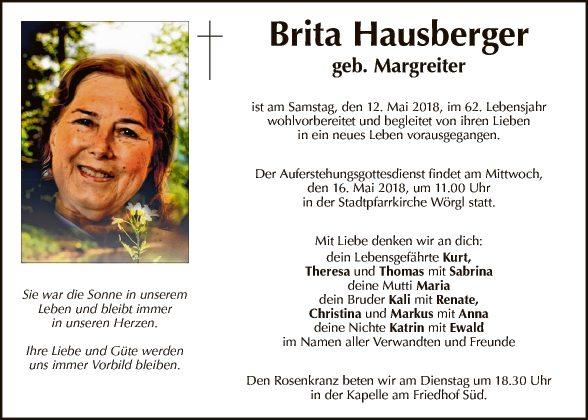 Britta Hausberger