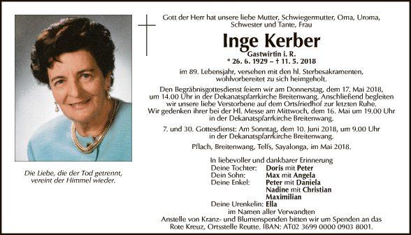 Inge Kerber