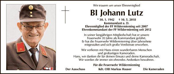 BI Johann Lutz