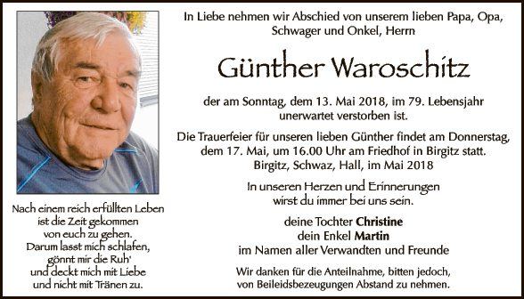 Günther Waroschitz
