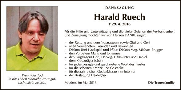 Harald Ruech