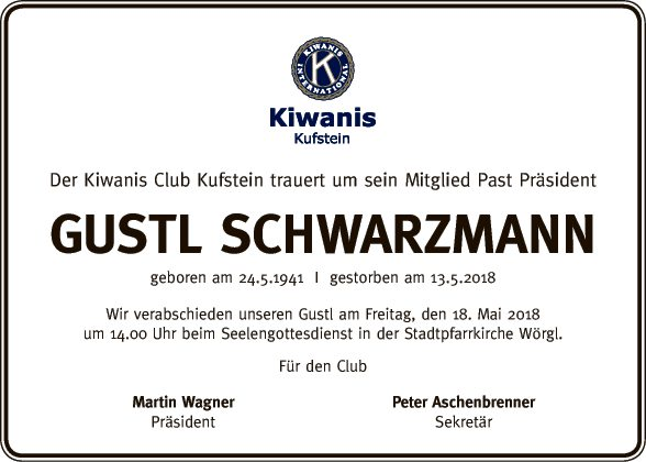 Gustl Schwarzmann