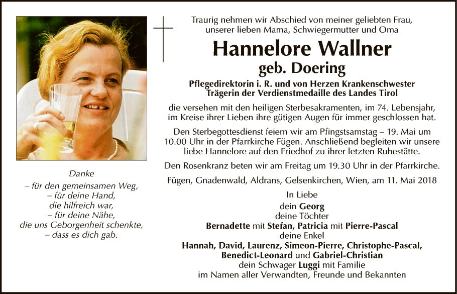 Hannelore Wallner