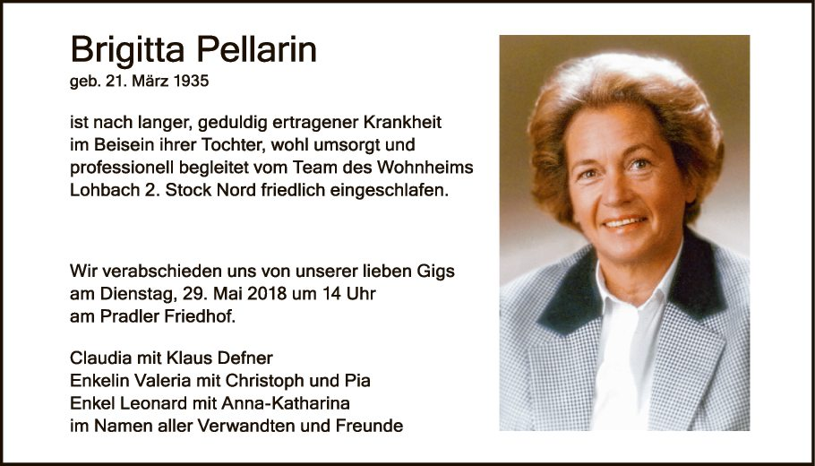 Brigitta Pellarin