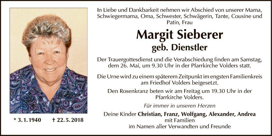 Margit Sieberer