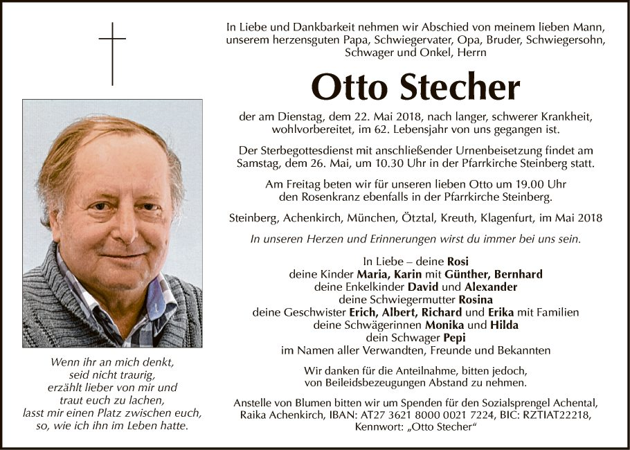 Otto Stecher