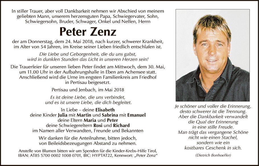 Peter Zenz