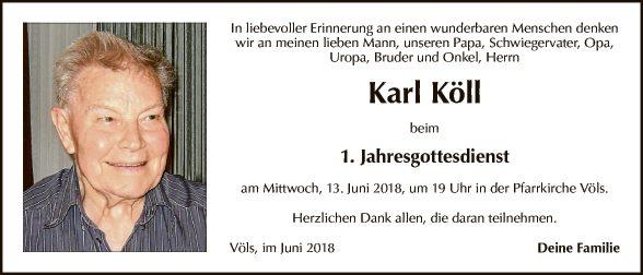 Karl Köll