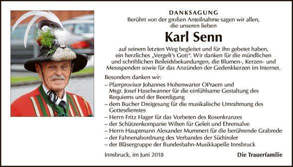 Karl Senn