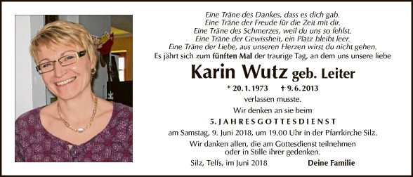 Karin Wutz