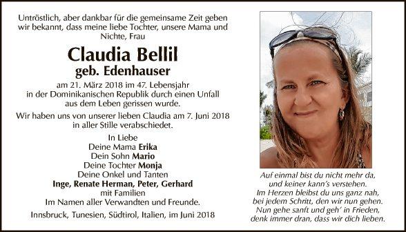Claudia Bellil