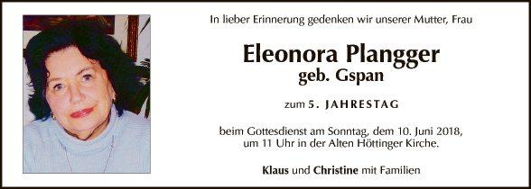 Eleonora Plangger