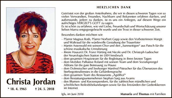 Jordan Christa