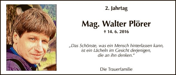 JT Mag. Walter Plörer