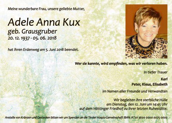Adele Kux