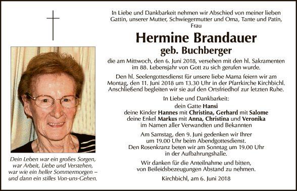Hermine Brandauer