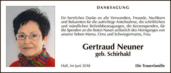 Gertraud Neuner