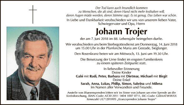 Johann Trojer
