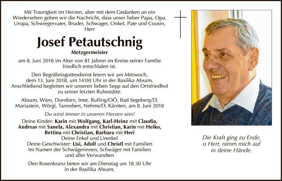 Josef Petautschnig