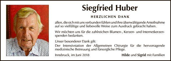 Siegfried Huber