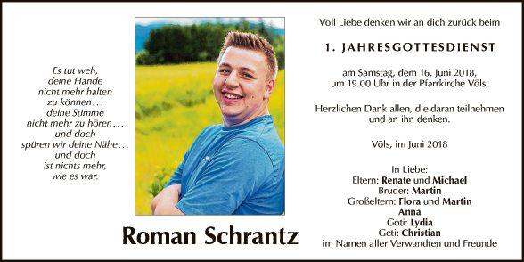 Roman Schrantz