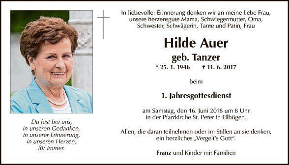 Hilde Auer