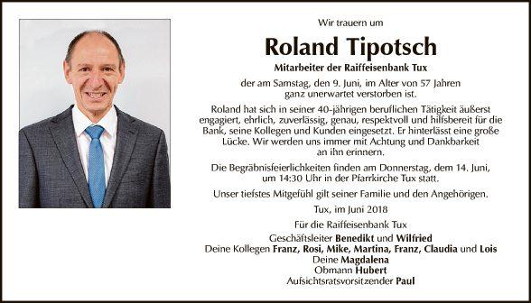 Roland Tipotsch